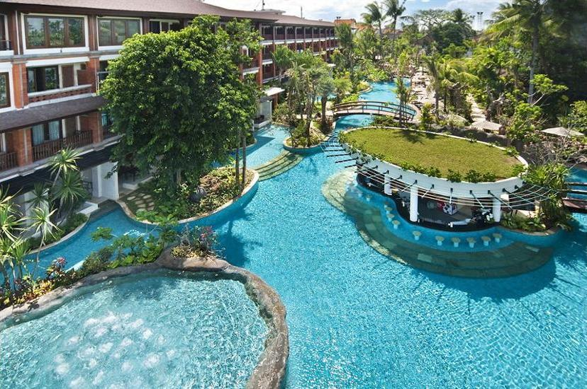 Padma Resort Legian - Pool