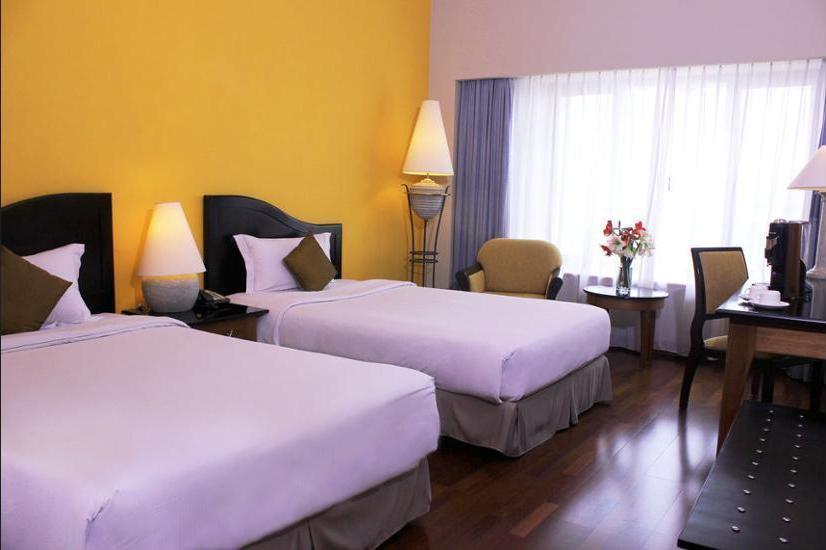 Novotel Jogja - Guestroom