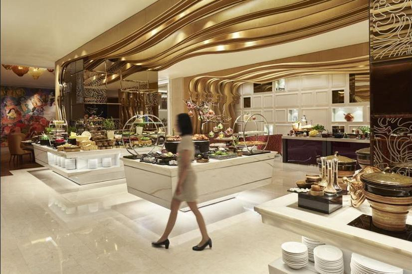 Raffles Hotel Jakarta - Buffet