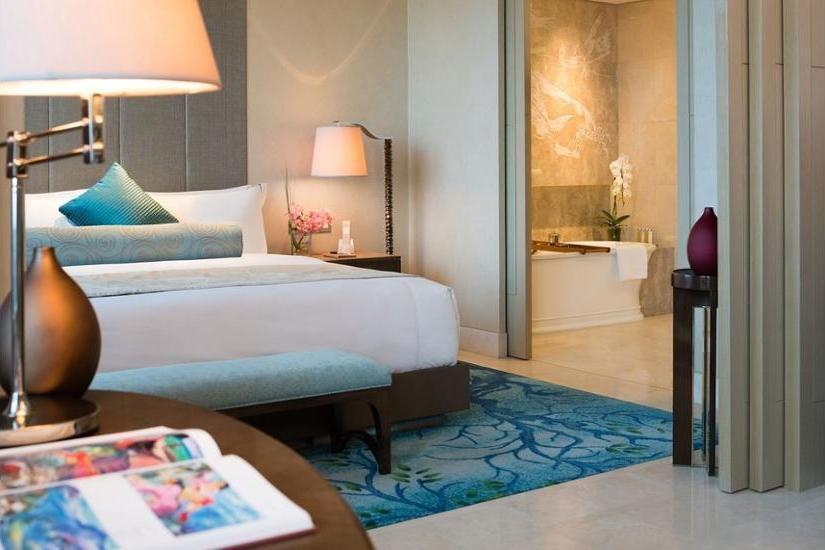 Raffles Hotel Jakarta - Raffles, Kamar, 1 Tempat Tidur King, pemandangan kebun Regular Plan