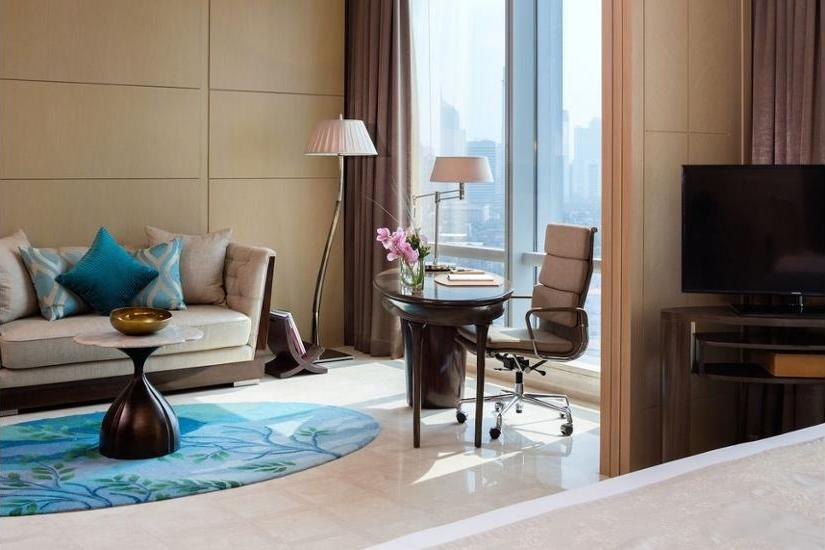 Raffles Hotel Jakarta - Raffles, Kamar, 1 Tempat Tidur King, pemandangan kota Hemat 20%