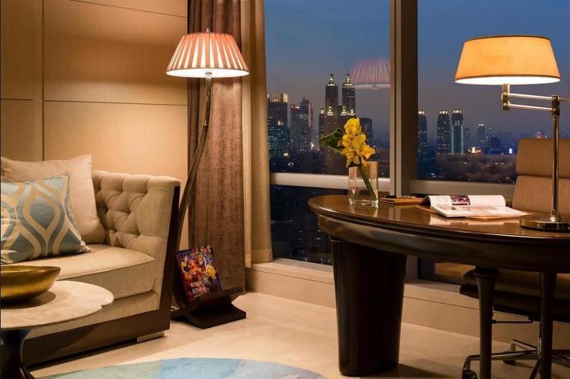 Raffles Hotel Jakarta - Kamar Khas, 1 Tempat Tidur King, pemandangan kota Hemat 20%