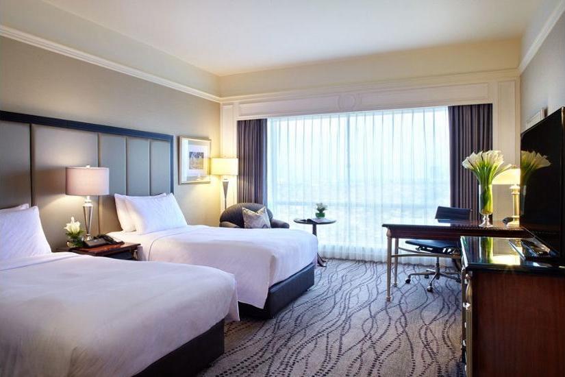 JW Marriott Surabaya - Studio, 1 Tempat Tidur King, pemandangan kota, sudut Regular Plan