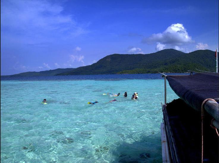 Breve Azurine Lagoon Retreat Karimun Jawa - Sports Facility