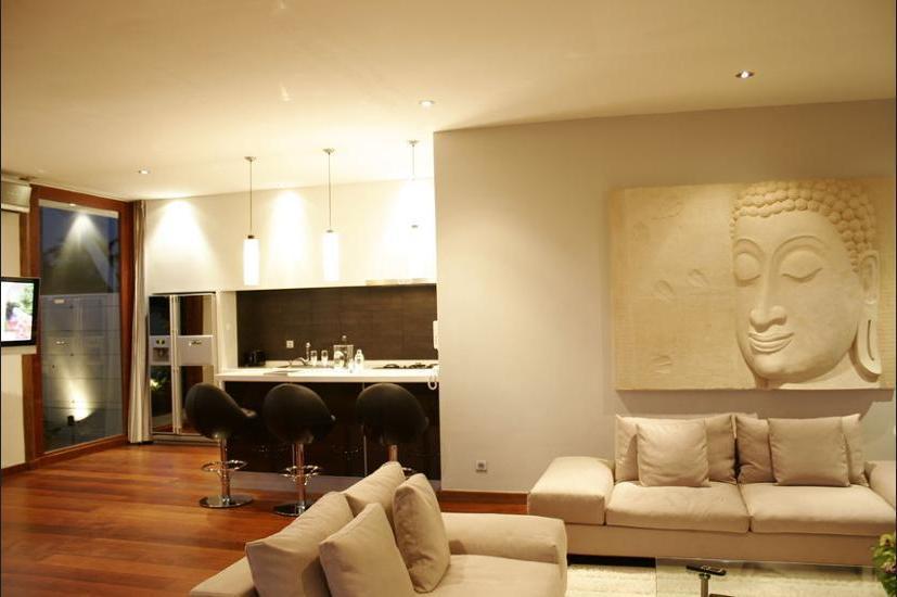 C151 Luxury Smart Villas Resort Bali - Living Area
