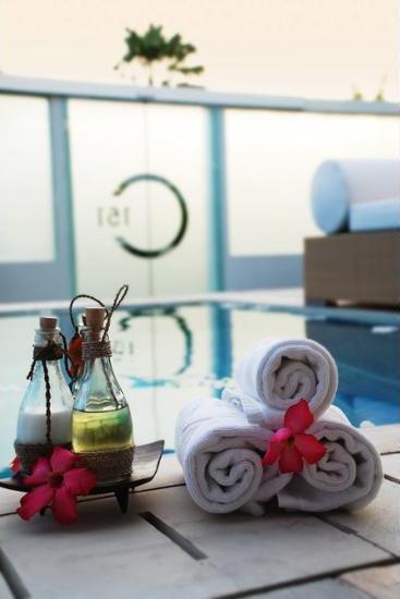 C151 Luxury Smart Villas Resort Bali - Spa