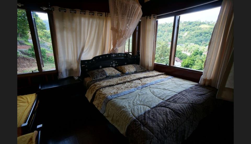 Villa Mataano Lombok - Guestroom