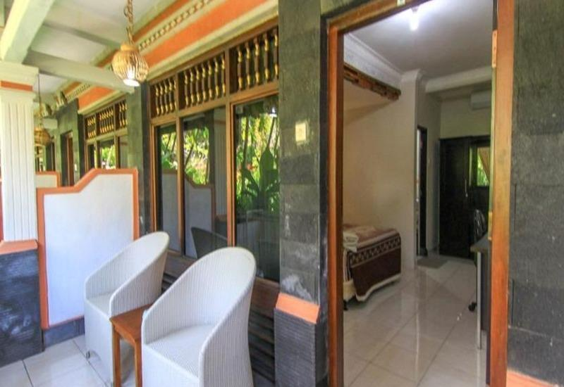 Dewa Bharata Bungalows Legian Bali - Superior Room Regular Plan