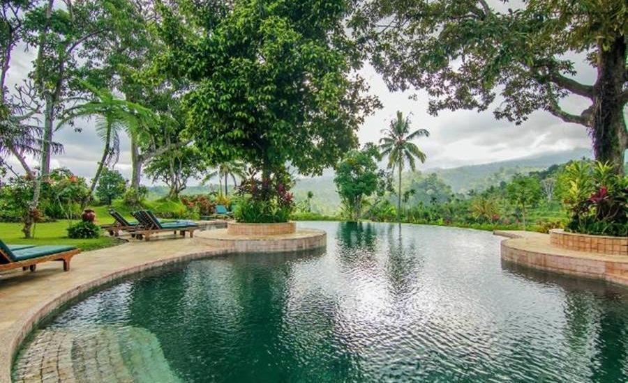 Ijen Resort & Villas Banyuwangi - Kolam Renang