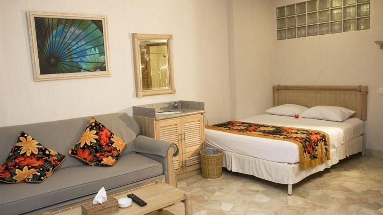 Hawaii Resort Family Suites Anyer - Studio Standard Room 2 person - with Breakfast Regular Plan