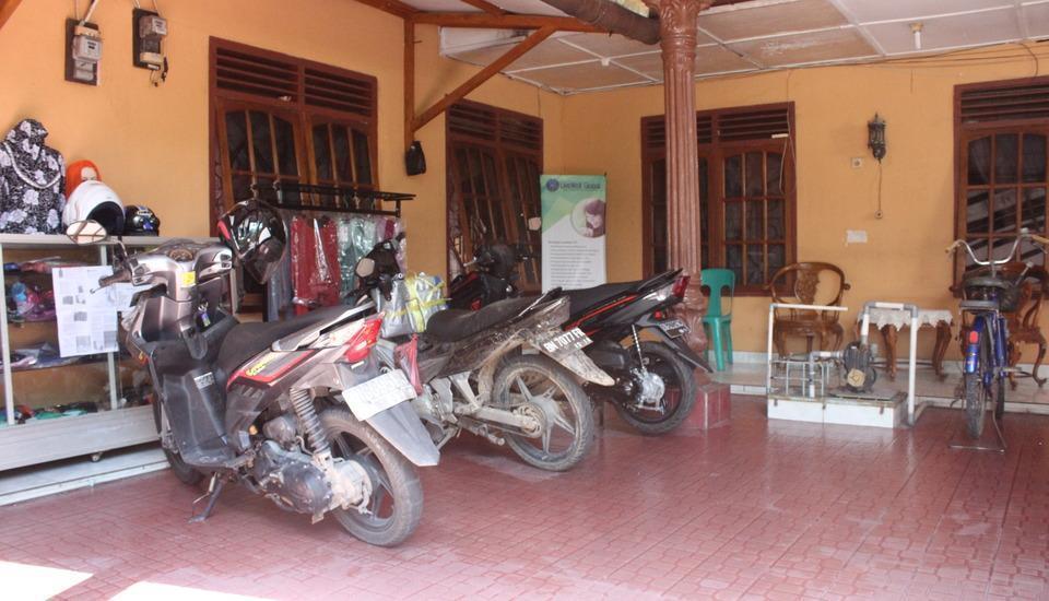 Wisma Pagar Alam Belitung - Parkir