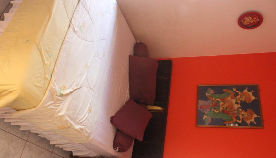 Wisma Pagar Alam Belitung - Kamar tamu