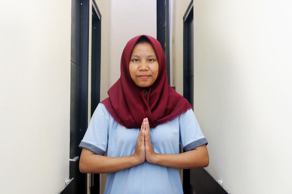 Airy Eco Syariah Tanjung Priok Swasembada Barat Lima 8 Jakarta - Receptionist