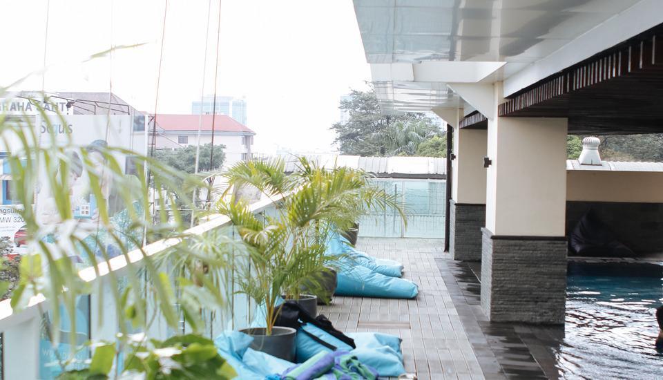 Best Western Premier La Grande Bandung - Kolam Renang