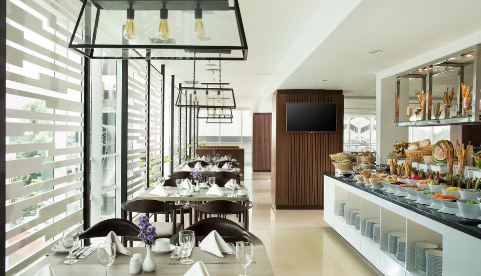 Best Western Premier La Grande Bandung - Restoran