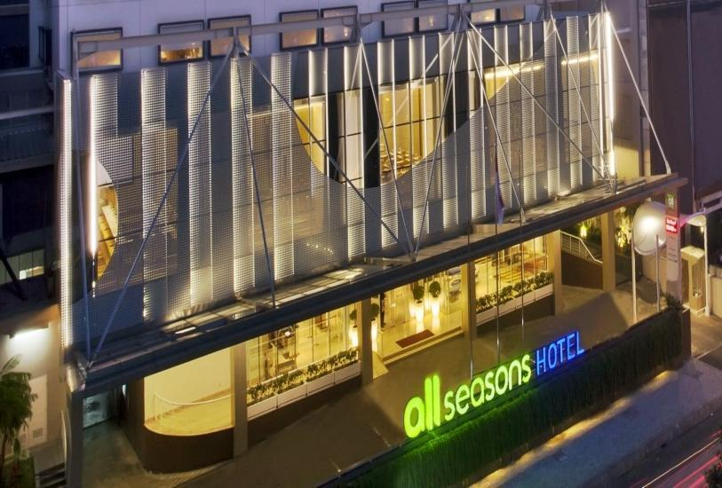 All Seasons Gajah Mada - Hotel Building