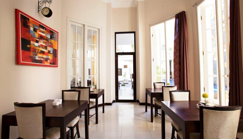 Next Tuban Hotel Bali - Restoran