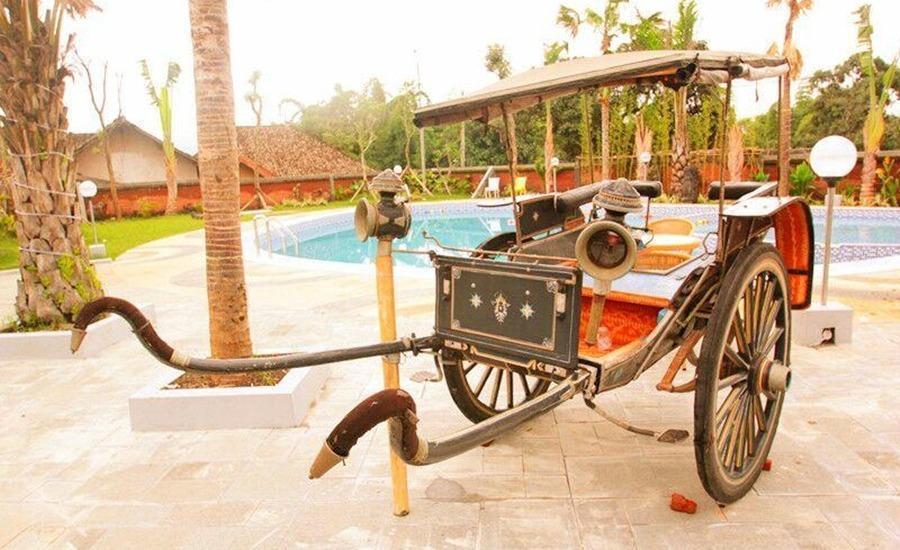 Ciptaningati Hotel Batu Malang - Eksterior