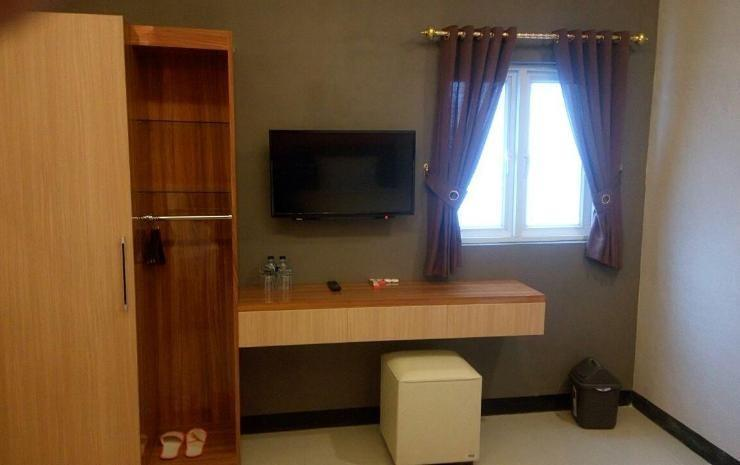 JAV Front One Hotel Lahat Lahat - Interior