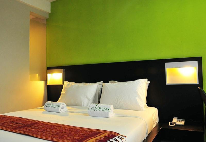 LeGreen Suite Pejompongan - BUDGET Regular Plan