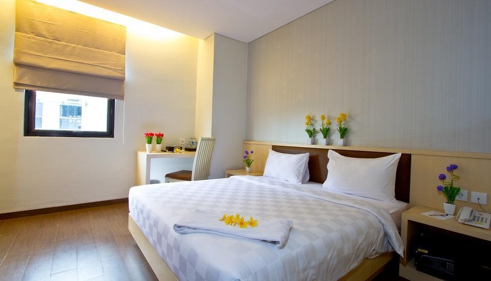 Hotel 88 Mangga Besar 62 - Kamar Deluxe