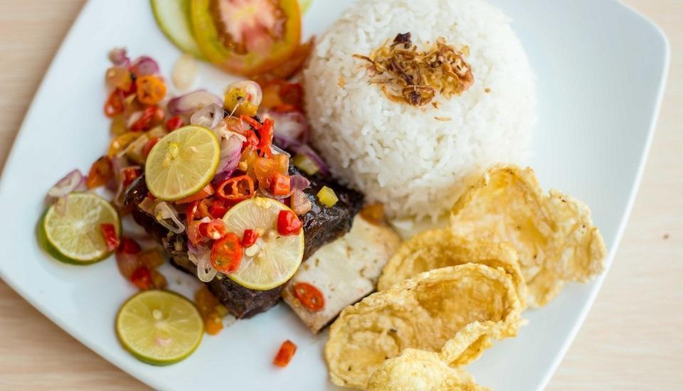 Hotel 88 Mangga Besar 62 - Food