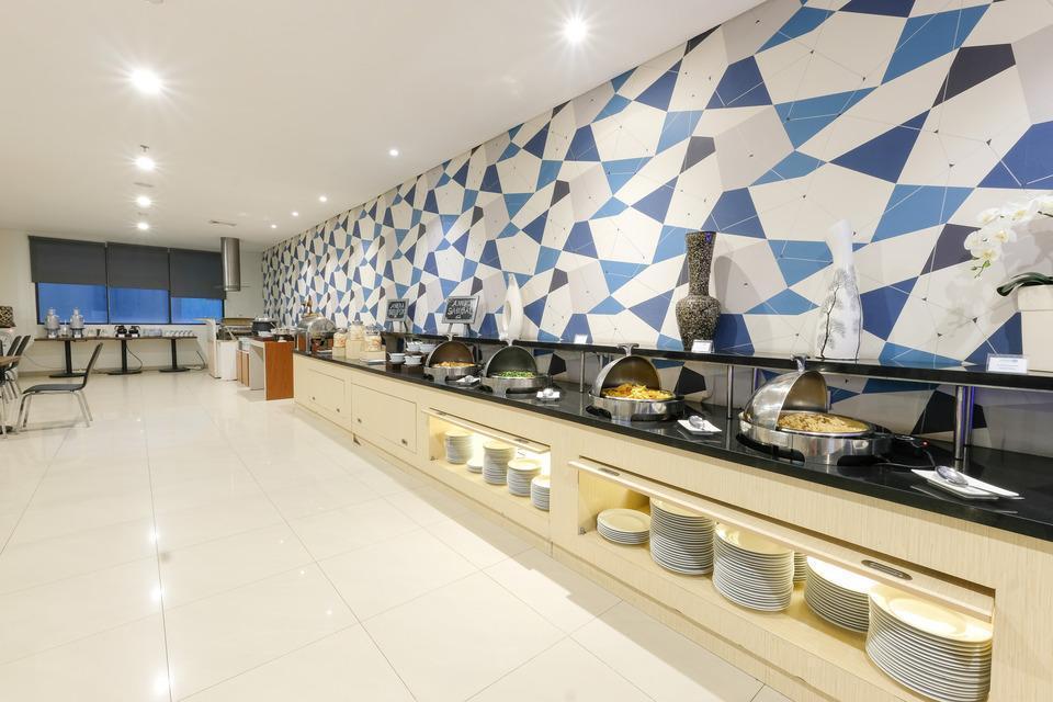 Hotel 88 Mangga Besar 62 - Restoran
