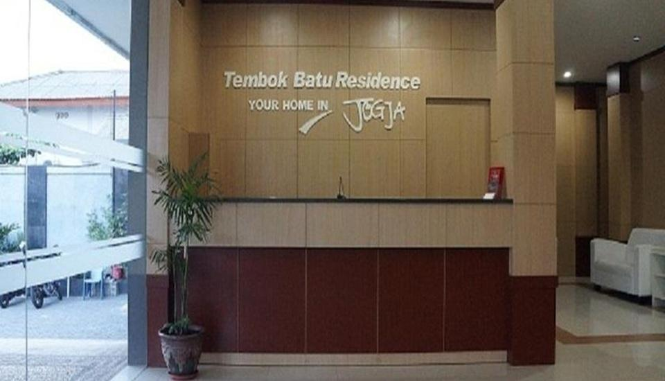 Tembok Batu Residence Yogyakarta - Resepsionis