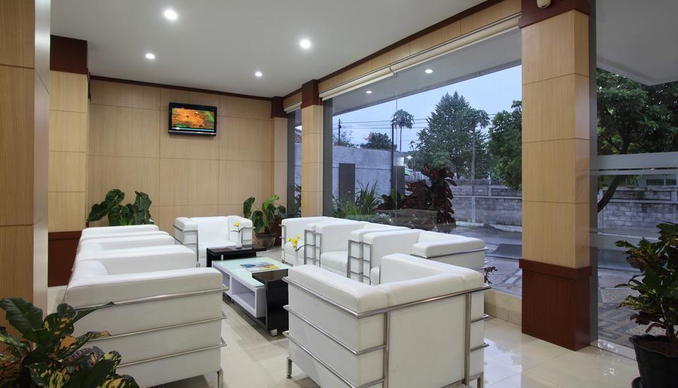 Tembok Batu Residence Yogyakarta - Lounge lobi