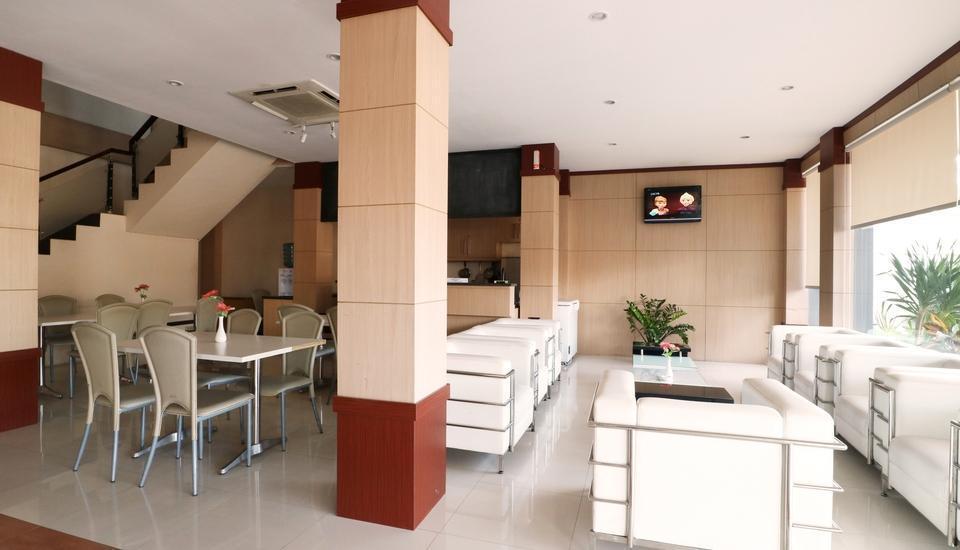 Tembok Batu Residence Yogyakarta - Lobby1