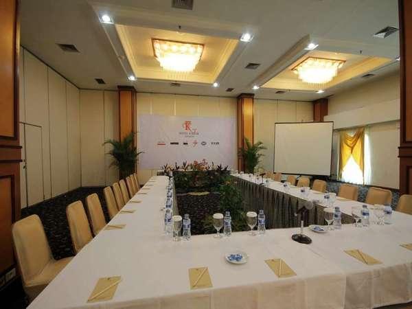 Hotel Kaisar Jakarta - Ruang Pertemuan