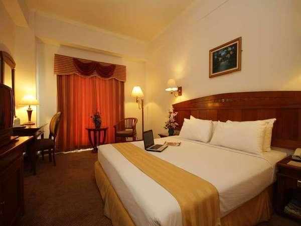 Hotel Kaisar Jakarta - Premier Deluxe Room Only Regular Plan