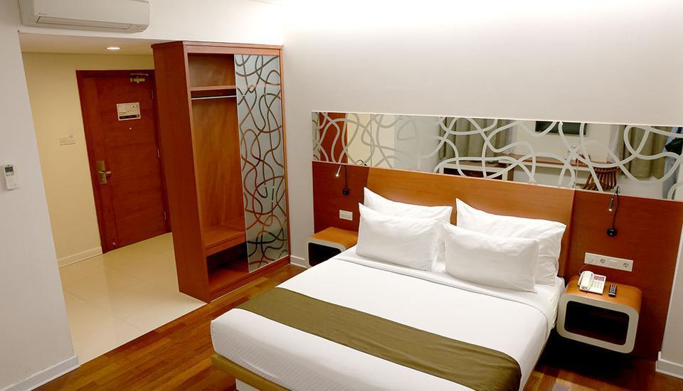 Citihub Hotel at Jagoan Magelang - Deluxe Room Only Regular Plan