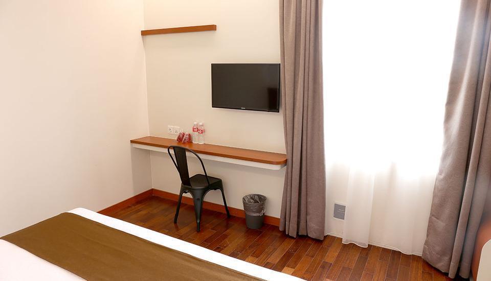 Citihub Hotel at Jagoan Magelang - Deluxe Room Only Regular Plan