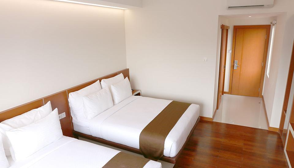 Citihub Hotel at Jagoan Magelang - Family Room Regular Plan