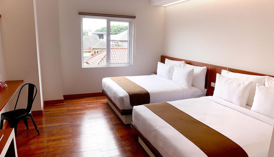 Citihub Hotel at Jagoan Magelang - Family Room