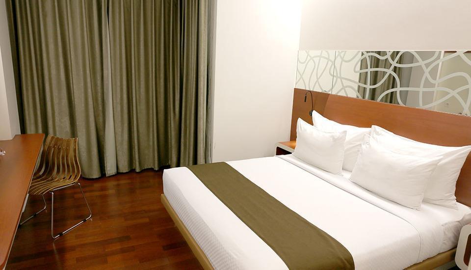 Citihub Hotel at Jagoan Magelang - Superior King
