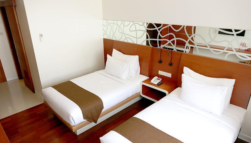 Citihub Hotel at Jagoan Magelang - Superior Twin