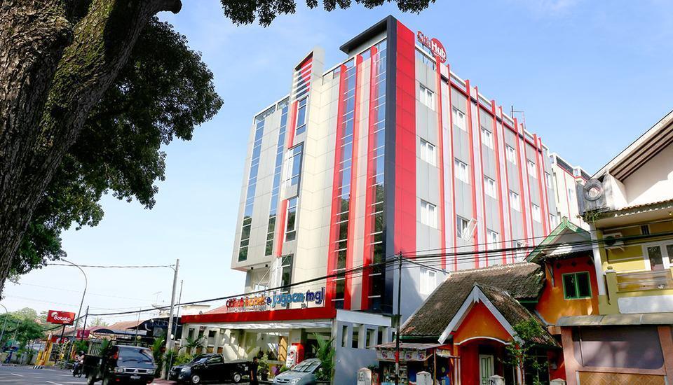 Citihub Hotel at Jagoan Magelang - Facade