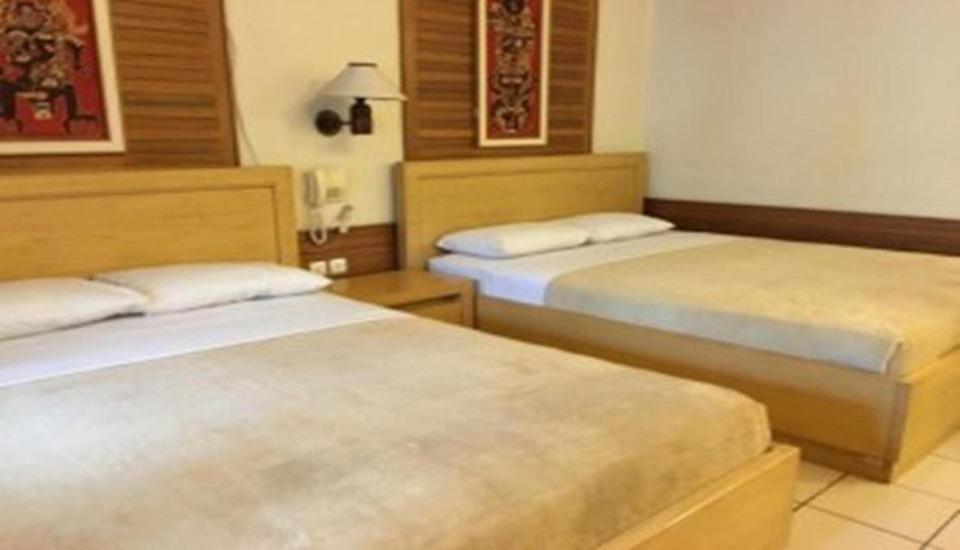 Pantai Indah Barat Hotel Pangandaran - Room