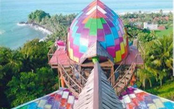 Karang Aji Beach Villa Sukabumi - Karang Aji