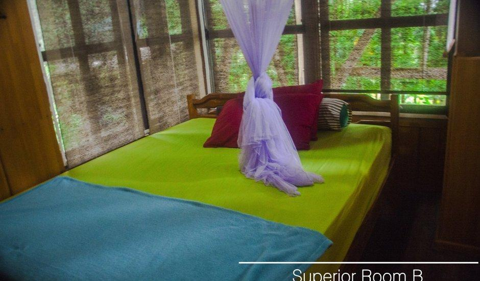 Karang Aji Beach Villa Sukabumi - Superior Room Regular Plan