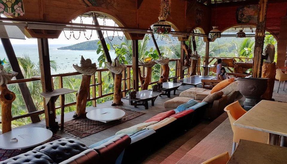 Karang Aji Beach Villa Sukabumi - Restrain