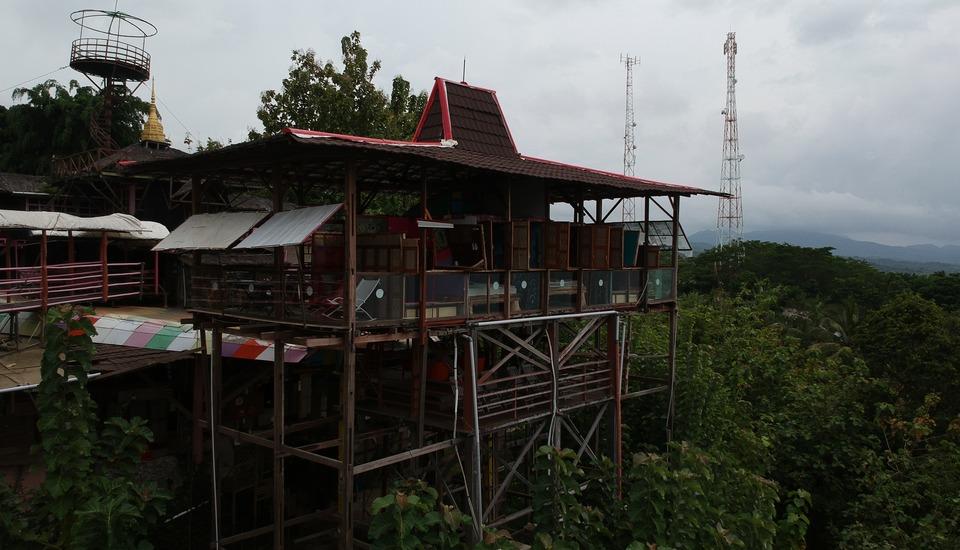Karang Aji Beach Villa Sukabumi - Bangunan