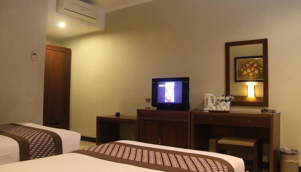Cakra Kembang Hotel Yogyakarta - Kamar Superior