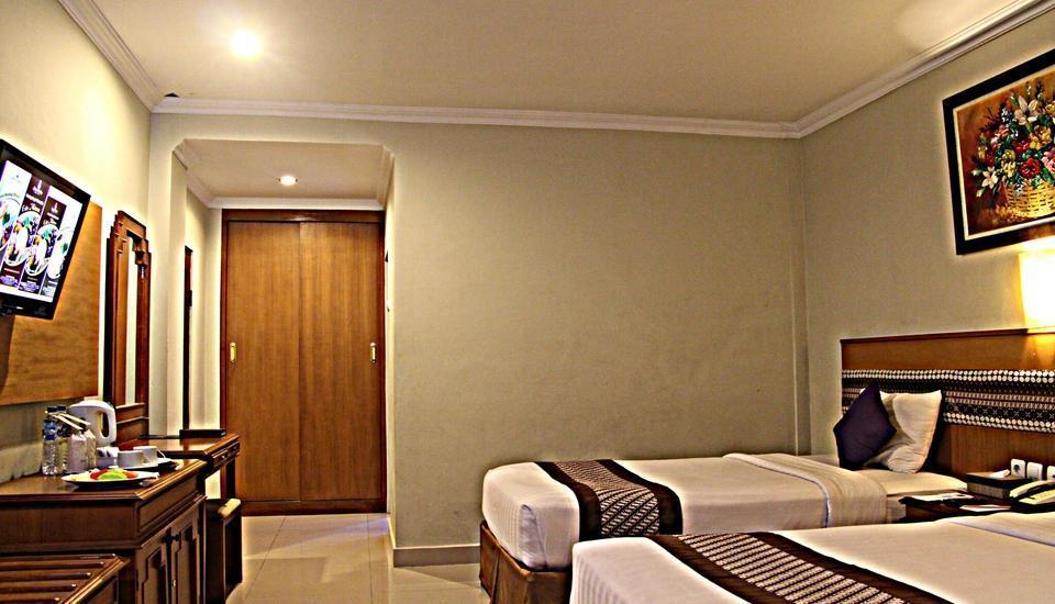 Cakra Kembang Hotel Yogyakarta - Room Deluxe
