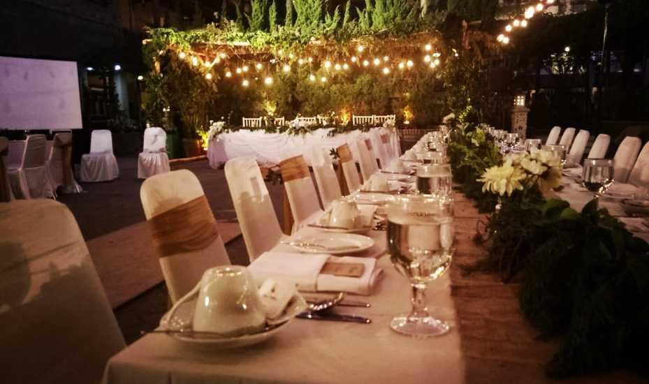 Cakra Kembang Hotel Yogyakarta - Event Wedding