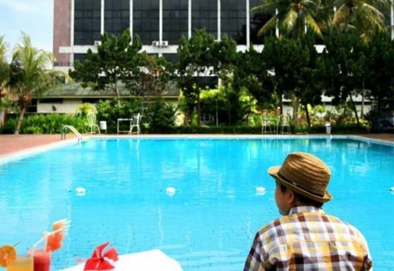 Hotel Sahid Bandar Lampung - Pool