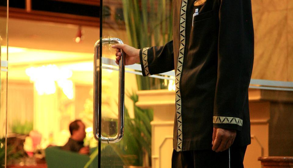 Hotel Sahid Bandar Lampung - Hotel Lobby