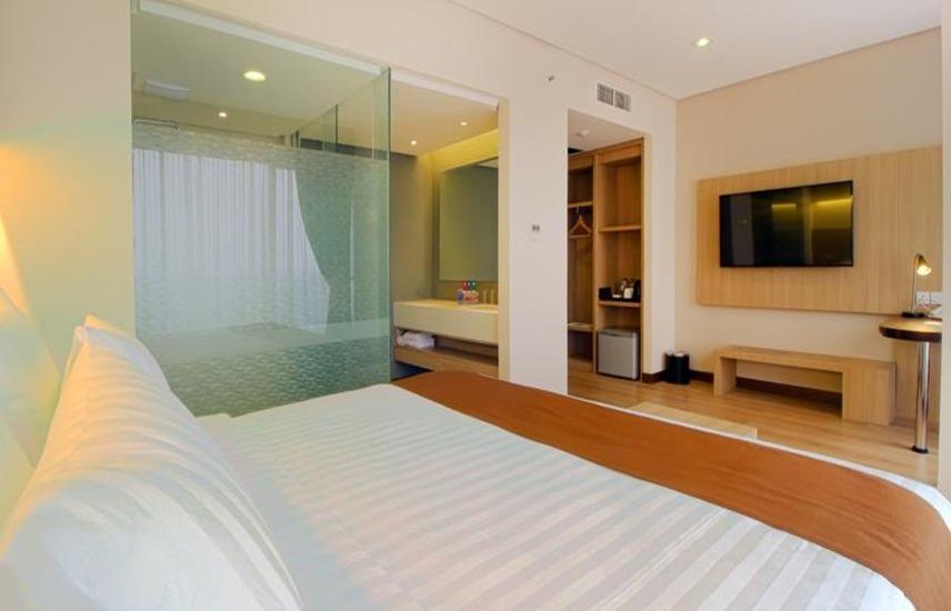 Hotel Dafam Teraskita Jakarta - Kamar tamu